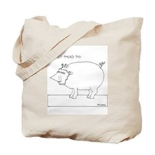 Funny Will Tote Bag