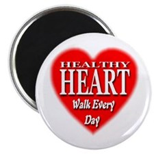 "Walk Every Day 2.25"" Magnet (100 pack)"