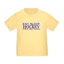 Eat Sleep Hockey T
