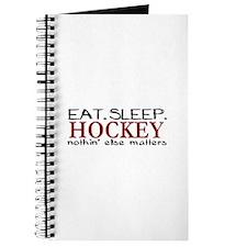 Eat Sleep Hockey Journal
