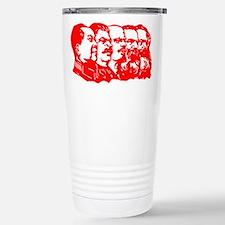 Mao,Stalin,Lenin,Engels,Marx Travel Mug