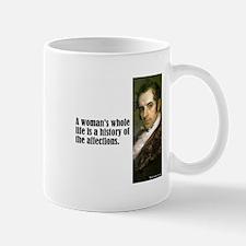 """Irving """"Woman's Life"""" Mug"""