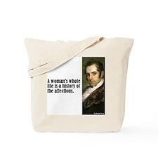 "Irving ""Woman's Life"" Tote Bag"