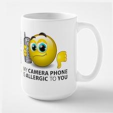Camera Phone Mug