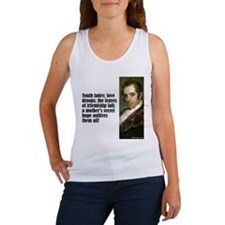 """Irving """"Youth Fades"""" Women's Tank Top"""