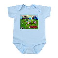 Agility Corgis Gone Wild II Infant Bodysuit