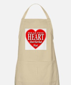 Don't Eat Red Meat BBQ Apron
