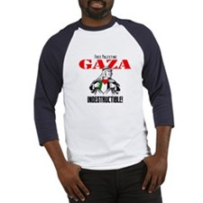 Gaza indestructible Baseball Jersey