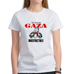 Gaza indestructible Women's T-Shirt