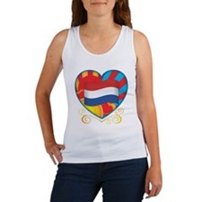 Dutch Heart Women's Tank Top