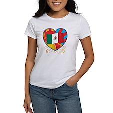 Mexican Heart Tee