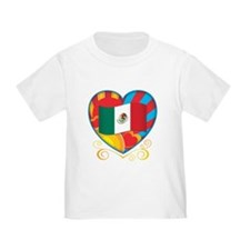 Mexican Heart T