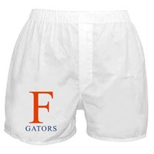 F | Gators - Boxer Shorts