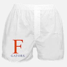 F | Gators - Boxer Shorts