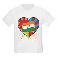 Indian Heart T-Shirt