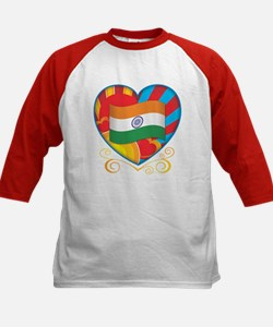 Indian Heart Kids Baseball Jersey