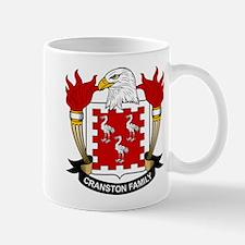 Cranston Family Crest Mug