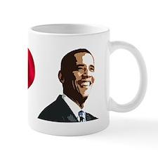 I Love Barack Mug
