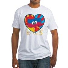 Haitian Heart Shirt
