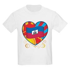 Haitian Heart T-Shirt