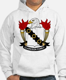 Clarkson Family Crest Hoodie