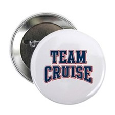 """Team Cruise Personalized Custom 2.25"""" Button"""