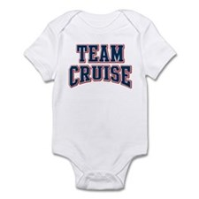 Team Cruise Personalized Custom Infant Bodysuit
