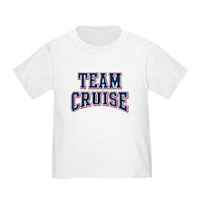 Team Cruise Personalized Custom T