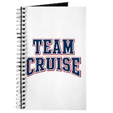 Team Cruise Personalized Custom Journal