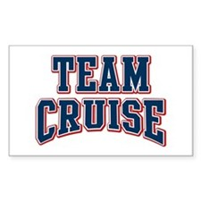 Team Cruise Personalized Custom Decal