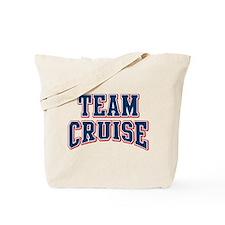 Team Cruise Personalized Custom Tote Bag