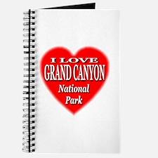 Grand Canyon National Park Journal