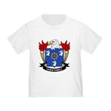 Chew Family Crest T