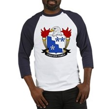 Cheever Family Crest Baseball Jersey