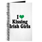 Kissing Irish Girls Journal