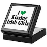 Kissing Irish Girls Keepsake Box