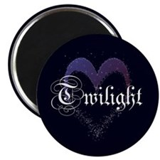 Twilight Sparkle Heart Magnet