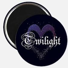 Twilight Sparkle Heart Magnet