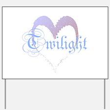 Twilight Sparkle Heart Yard Sign