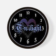 Twilight Sparkle Heart Wall Clock