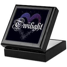 Twilight Sparkle Heart Keepsake Box