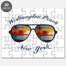 New York - Westhampton Beach Puzzle