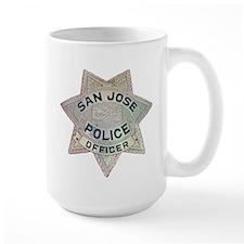 San Jose Police Mug