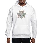 San Jose Police Hooded Sweatshirt