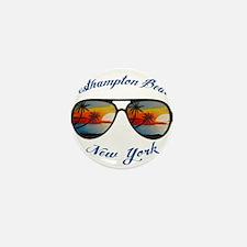 New York - Westhampton Beach Mini Button