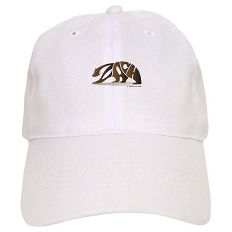 Zach (Brown Bear) Cap