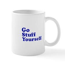 Go Stuff Yourself Mug