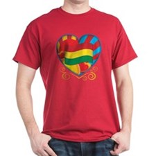 Bolivian Heart T-Shirt