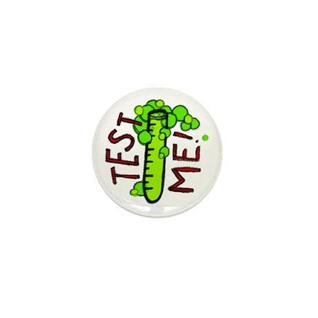 Test Me! Mini Button (10 pack)