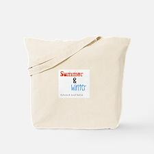 Edward and Bella Tote Bag